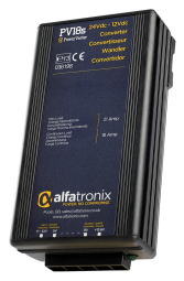 Alfatronix Spannungswandler PV18S (18/21A)